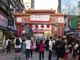 タイ個人旅行のついでに台北 2017年4~5月