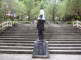 台湾最大級の抗日武装蜂起事件の地:霧社へ