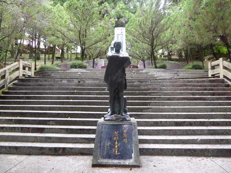 台湾(鹿港・廬山温泉)個人旅行 2017年7月
