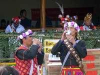 初鹿部落 青年祭