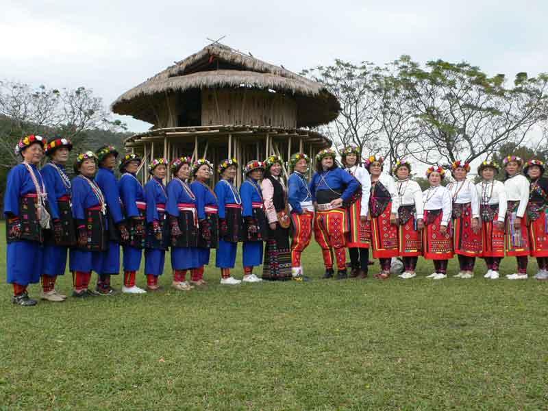 台湾東海岸(大猟祭)個人旅行 2011年12月~2012年1月