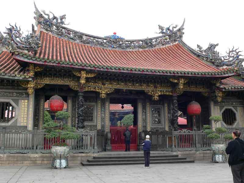 台湾個人旅行 1998年7月
