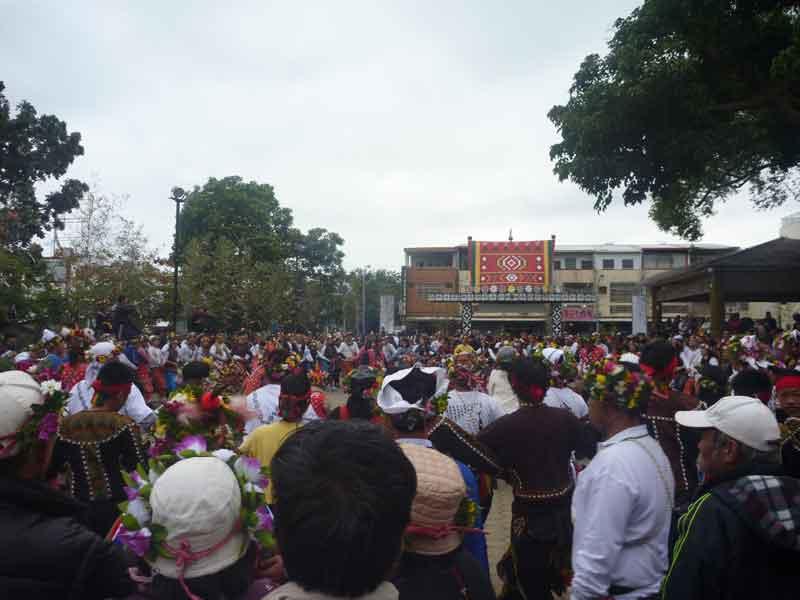 プユマ族大猟祭2012:卑南文化公園で南王部落大猟祭2012開催!