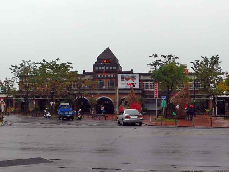 宜蘭歴史散歩:清国や日本統治の跡が残る町。