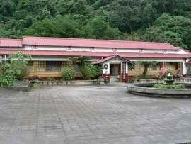 花蓮紅葉温泉は和の趣残る素朴な温泉宿。風呂は台湾風です。