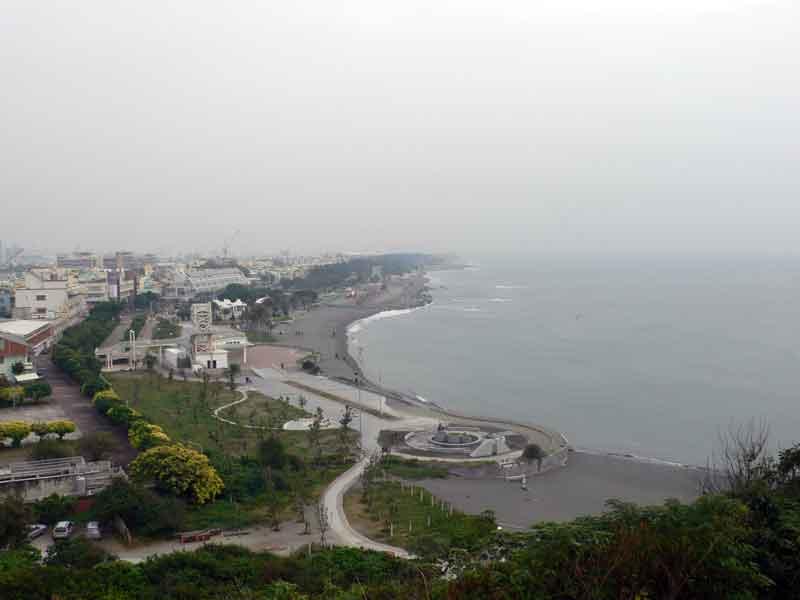 台湾第二の都市高雄。旗津など定番観光地巡って帰国。