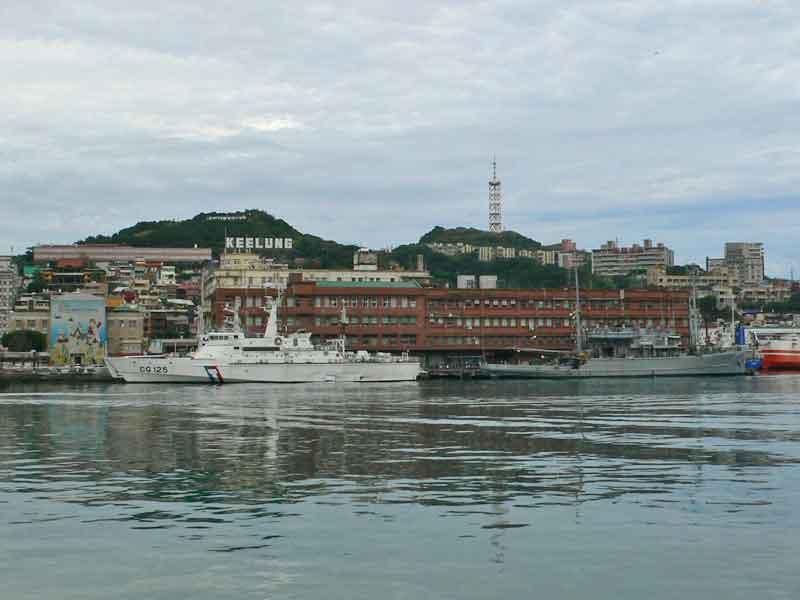台北近郊観光:歴史ある港町基隆を歩く。