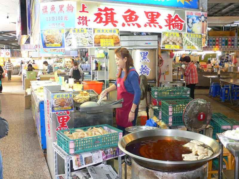 台湾 東港 中華市場へ。いざ黒鮪リベンジ!