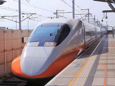 台湾新幹線の写真