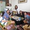 プユマ族婦女除草祭2017:祭りの後の後夜祭(宴会)