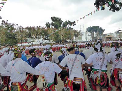 プユマ族大猟祭2017:卑南文化公園で南王部落の大猟祭三度。