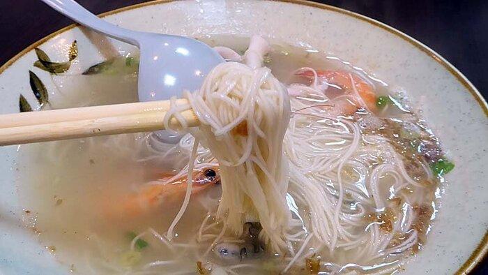 金門島名物麺線!タンメンバージョン