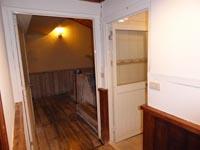 風呂場の入口