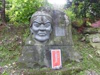 セデック族の顔(男性)