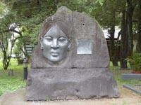 セデック族の顔(女)