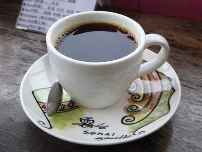 霧台コーヒー