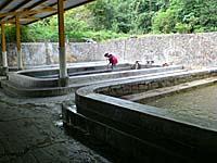 紅葉温泉の共同浴場
